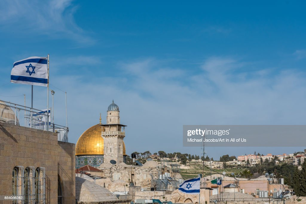 General Views Of Israel : News Photo