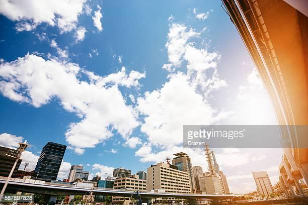 街並みの神戸牛、日本のハーバー - 神戸市 ストックフォトと画像
