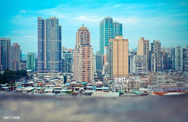Cityscape of Macau