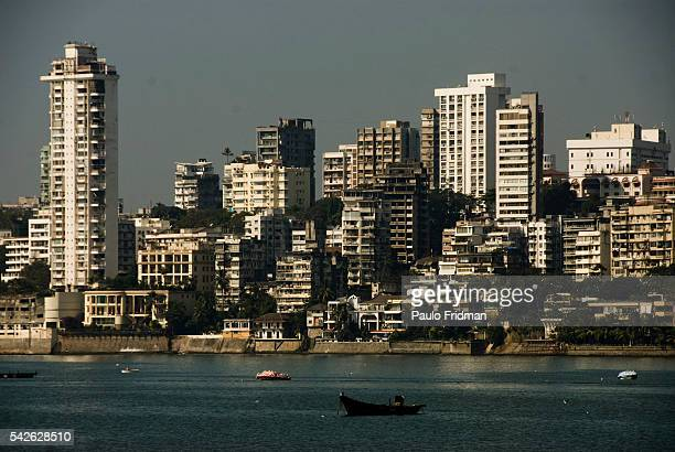 Cityscape of Mumbai Maharastra India