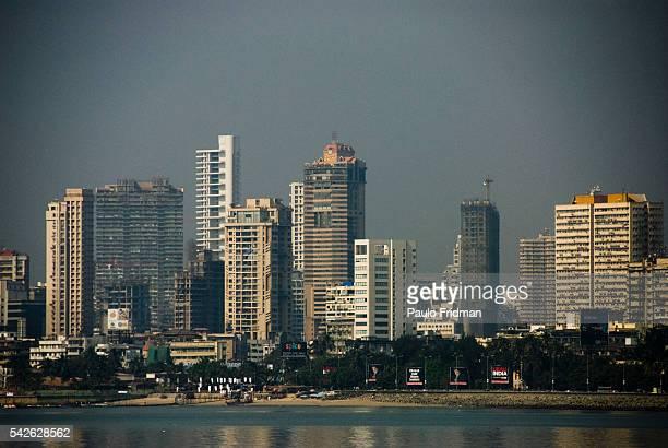 Cityscape of Mumbai Maharastra India
