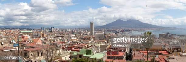 Cityscape of Naples