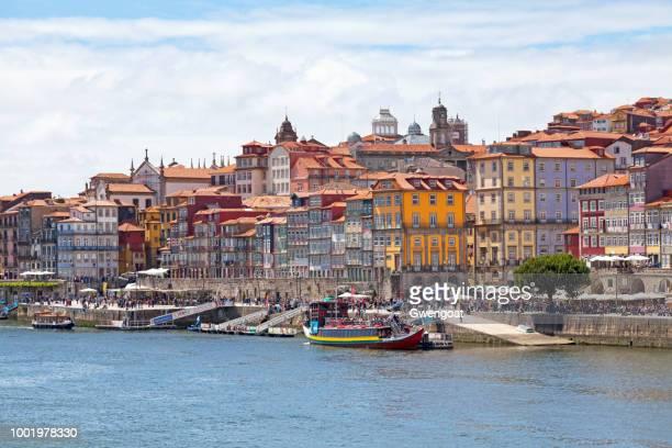 Stadsbilden i Porto
