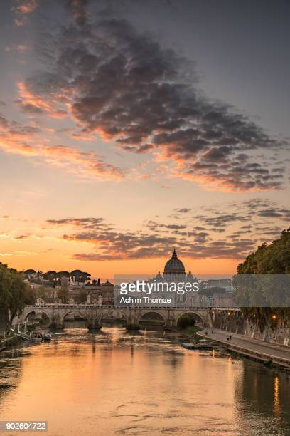 Cityscape of Rome, Italy, Europe
