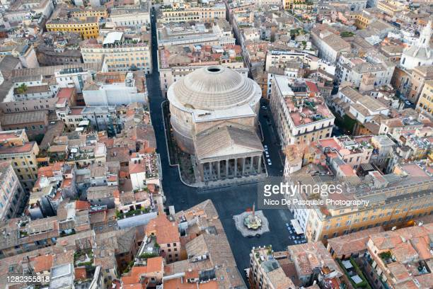 cityscape of rome - rome italy stock pictures, royalty-free photos & images