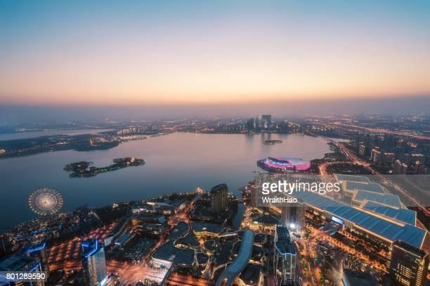 Cityscape of SuZhou