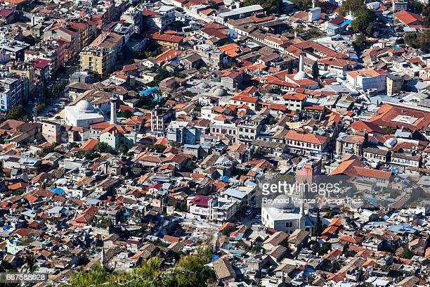 Cityscape of the modern city of Antakya