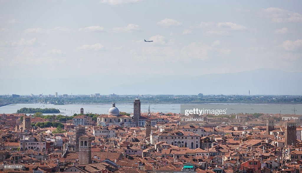 Cityscape of Venice : Stockfoto
