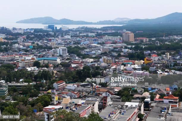 Cityscape, Phuket, Thailand