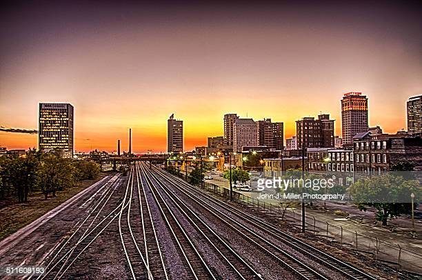 cityscape - birmingham alabama stock pictures, royalty-free photos & images