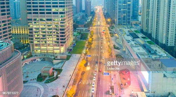 cityscape - liyao xie stock pictures, royalty-free photos & images