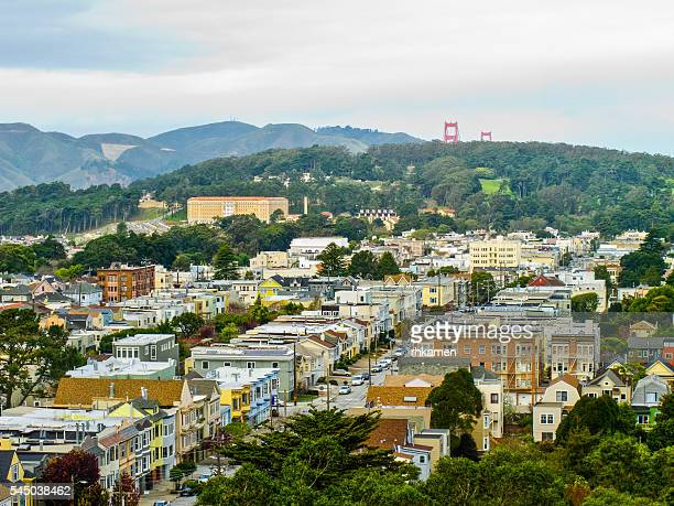 Cityscape, San Francisco, California, USA