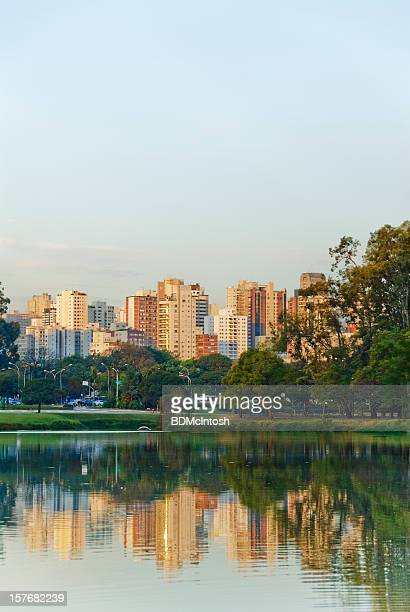 Cityscape, Sao Paulo, Brazil