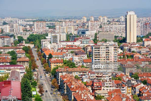 Cityscape, Sofia, Bulgaria