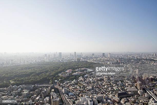 Cityscape, Tokyo, Honshu, Kanto Region, Japan