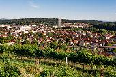 cityscape winterthur switzerland