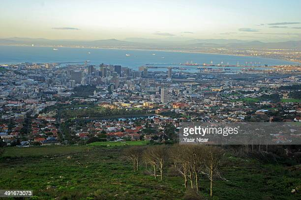 cityscapes, cape town - yasir nisar stock photos and pictures