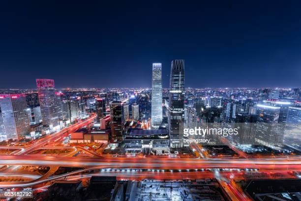 cityscapes of Beijing,China