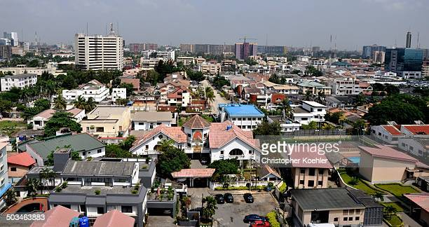 Cityscapes of Lagos, Nigeria