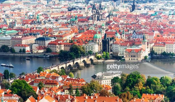 Stadtansichten von Prag, Tschechische Republik