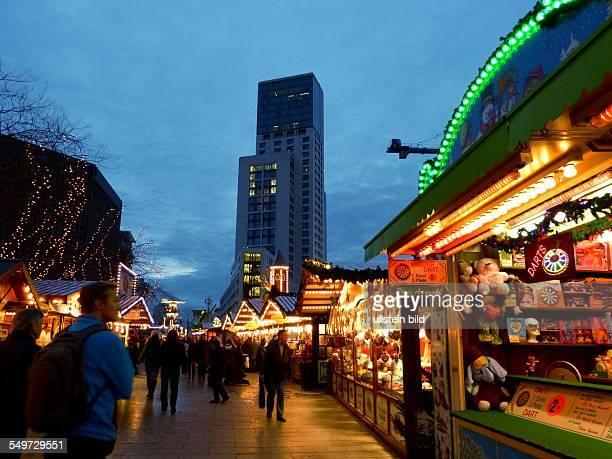 CityWeihnachtsmarkt Breitscheidtplatz