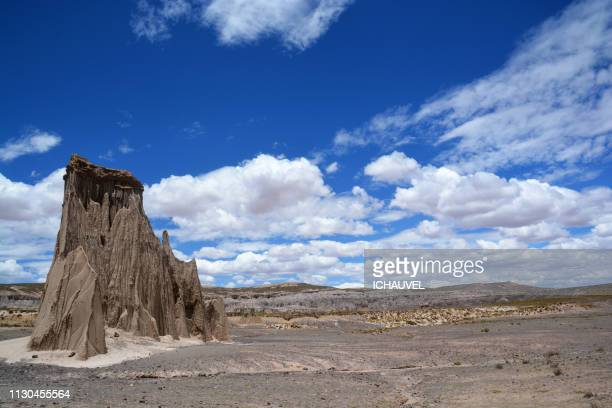 ciudad del encanto landscape south lipez bolivia - kei stockfoto's en -beelden