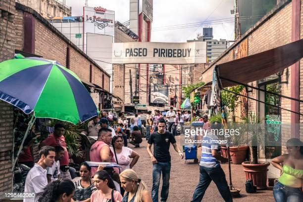 Ciudad del Este, Paraguay.