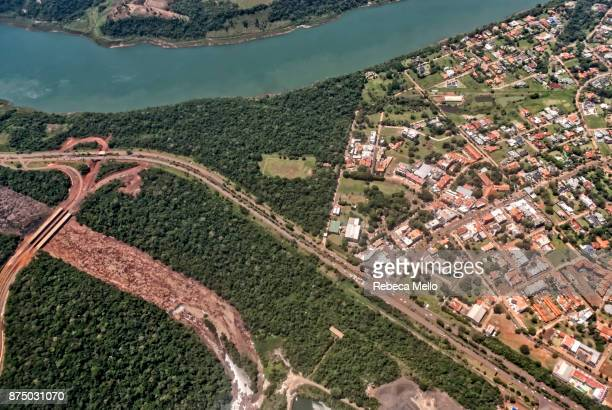 ciudad del este, paraguay - フォスドイグアス ストックフォトと画像