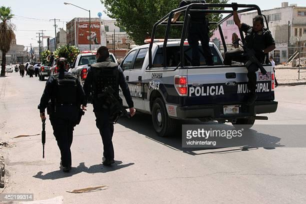 Ciudad Juárez, México, agosto de 2011