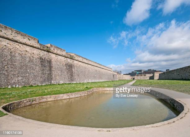 ciudadela park - pamplona - pamplona stock pictures, royalty-free photos & images