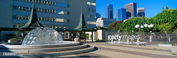 'Civic Center East, Los Angeles, California'