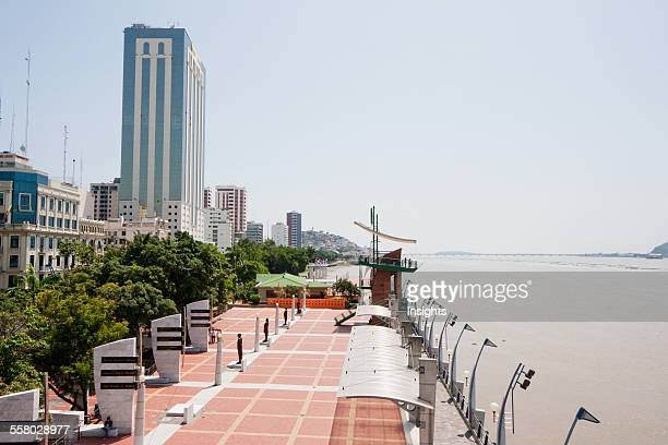 Civic Plaza On The Malecon 2000 Guayaquil Guayas Ecuador