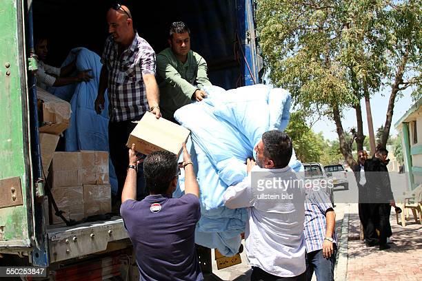 Civil Development Organization supports Syrian refugees at Arbat, Sulaimanya Kurdistan Region. Syrian refugees continue to arrive in Kurdistan Region...