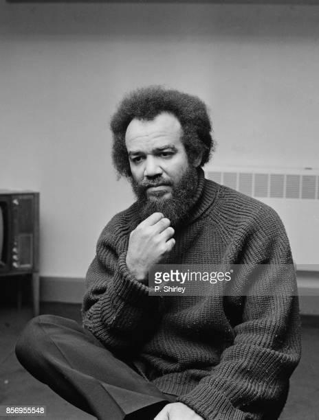 Civil rights activist and Black Power leader Michael X 1st December 1970