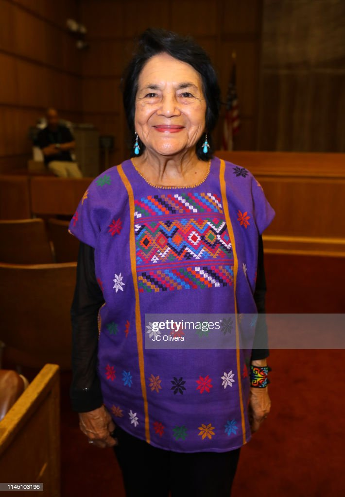 CA: History In The First Person With Dolores Huerta