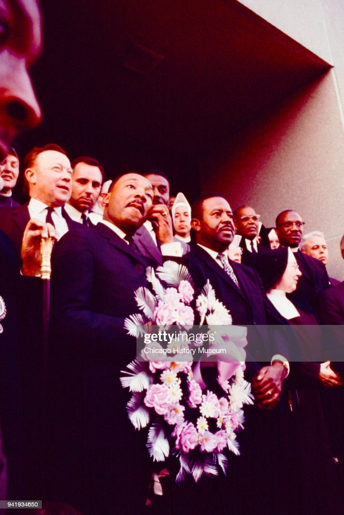 Civil Rights And Religious Leaders Dr Martin Luther King Jr