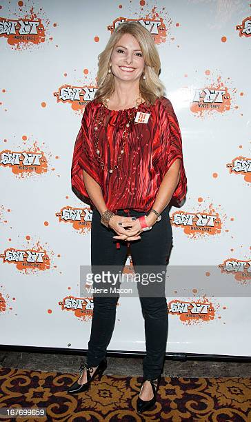 Civil rights attorney Lisa Bloom attends Get Lit Presents The 2nd Annual Classic Slam at Orpheum Theatre on April 27 2013 in Los Angeles California
