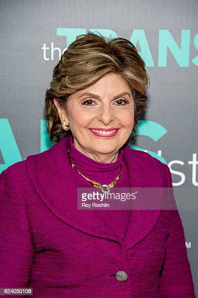 Civil rights lawyer Gloria Allred attends 'The Trans List' New York Premiere at The Paley Center for Media on November 17 2016 in New York City