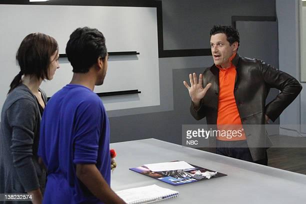 COLLECTION 'Civil Union' Episode 207 Pictured Contestants Dominique Pearl David Jeffrey Williams cohost Isaac Mizrahi