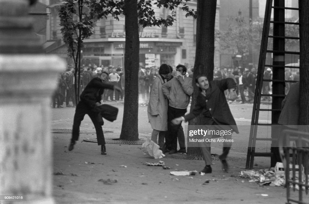 50 Years Since The Paris Student Riots