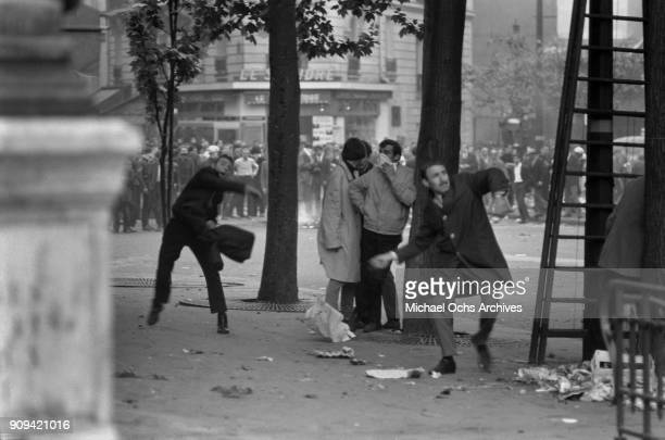 The Student Riots of 1968 erupted after protests focusing on Paris' social and economic problems and later developed into nationwide strikes and...
