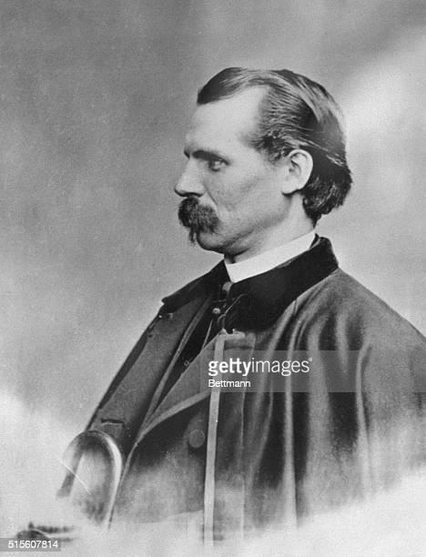 Civil War Balloonist Professor Thaddeus Lowe