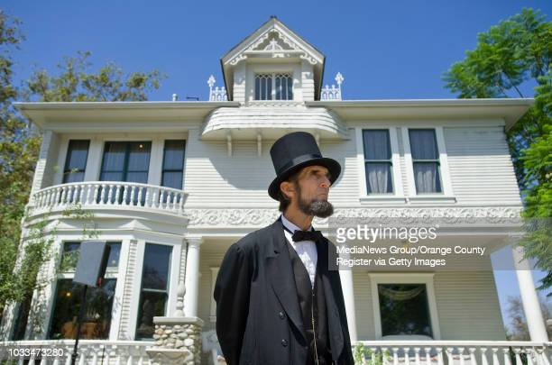 Civil War Days would not be complete without Abraham Lincoln giving his famous Gettysburg Address It was part of the Heritage Museum of Orange...