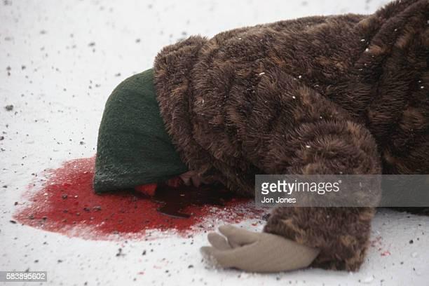 Civil war in Chechnya