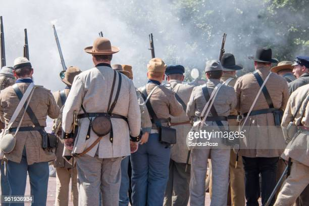 Civil War Reenactment 20