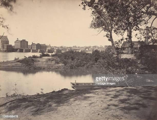 Civil War View, 1860s. . Artist Thomas C. Roche.