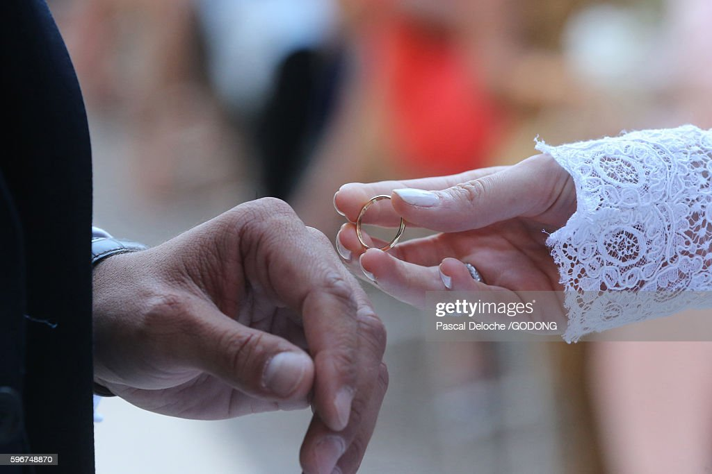Wedding Ring Exchange Stock Photos and Pictures Getty Images