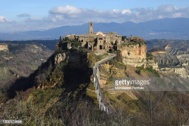 Civita is a hamlet of 11 inhabitants of the municipality of Bagnoregio, in the province of Viterbo, in Lazio, part of the most beautiful villages in...