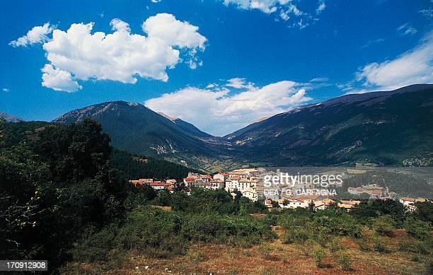 Civitella Alfedena, Abruzzo, Lazio and Molise National Park, Abruzzo, Italy.