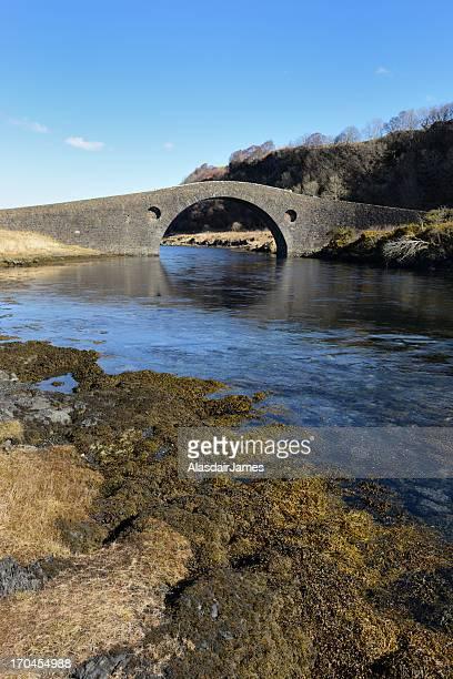 Clachan Bridge portrait